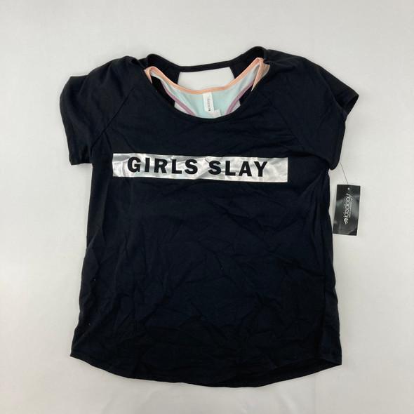 Girls Slay Tee XL 16 yr