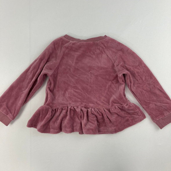 Sewn Heart Top 24 mth