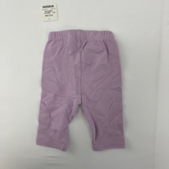 Lilac Leggings NB
