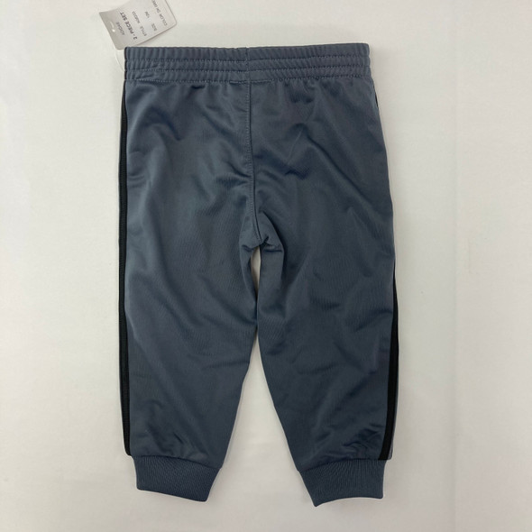 Gray Terry Joggers 12 mth