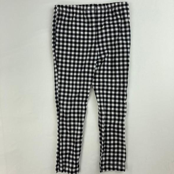 Checkered Leggings 3T