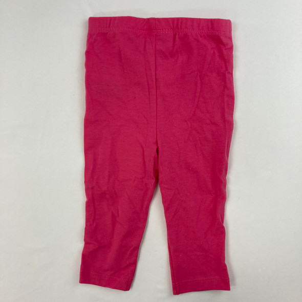 Hot Pink Legging 6-9 mth