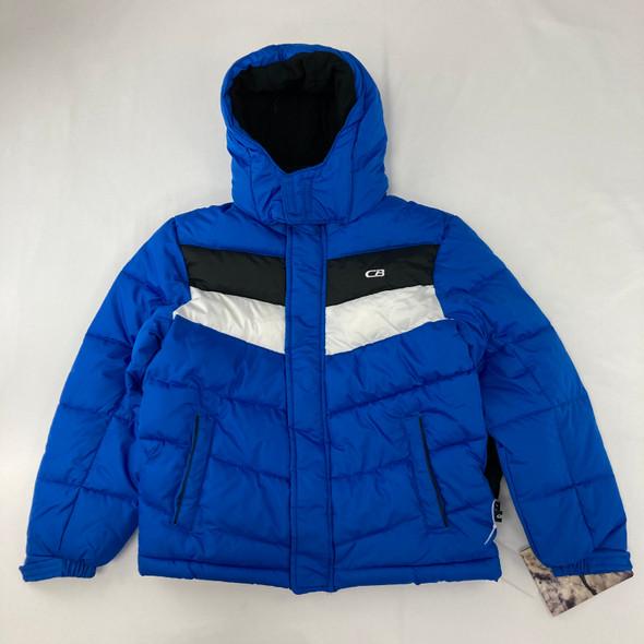 Blue Bubble Jacket 7 yr