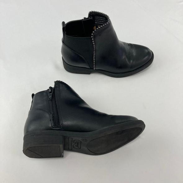 Black Booties 12