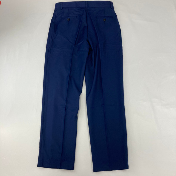 Navy Dress Pants 16 Husky