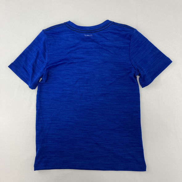 Blue Logo Tee 7 yr