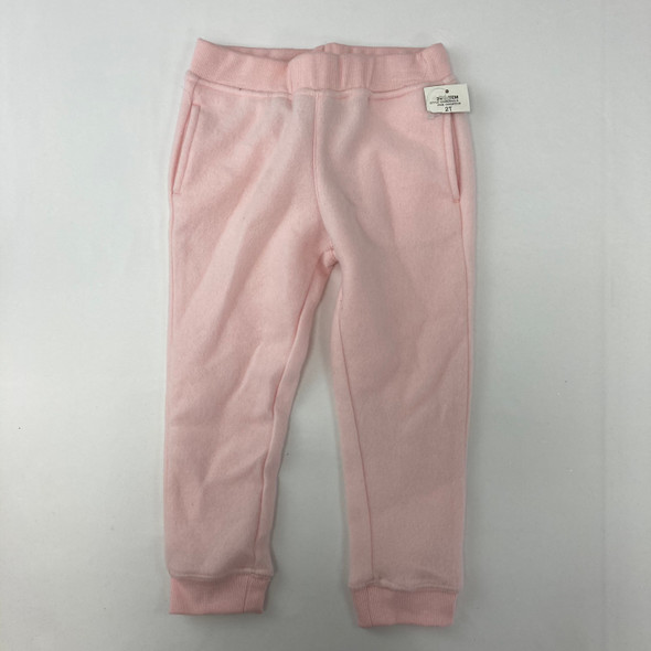 Pink Soft Jogger 2T
