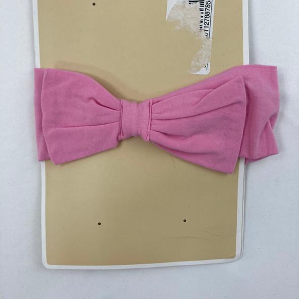 Light Pink Bow Headbands