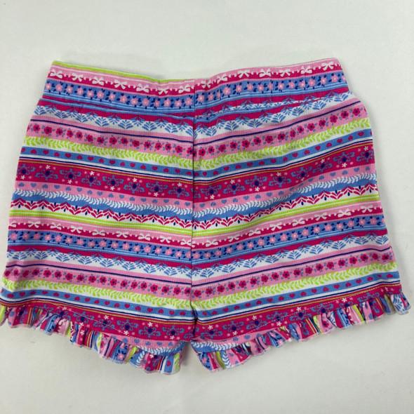 Pattern Shorts 5 yr