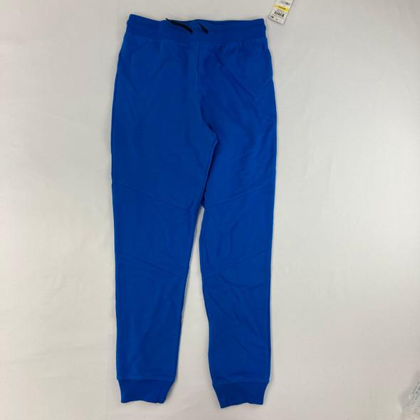 Solid Royal Blue Sweatpants Medium