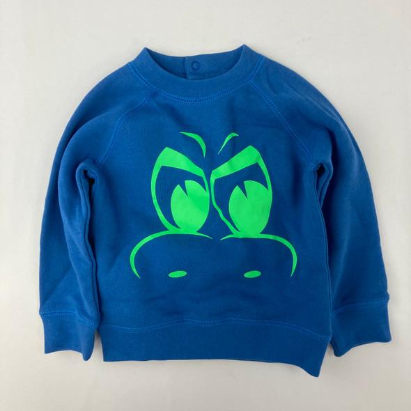Baby Dragon Sweatshirt 12 mth