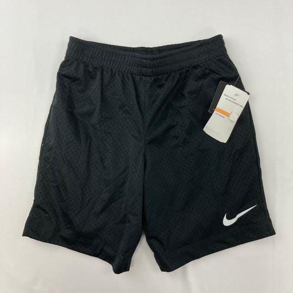 Black Jersey Shorts 7 yr