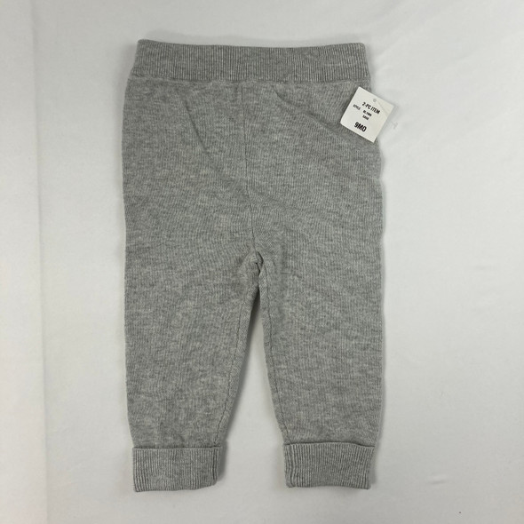 Solid Heather Pants 9 mth