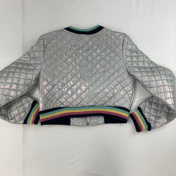 Quilted Bomber Jacket 12 yr