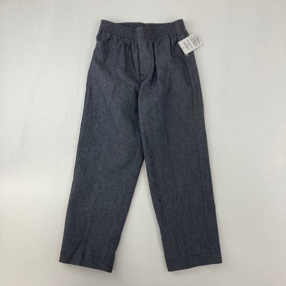 Gray Blue Formal Pants 5 yr