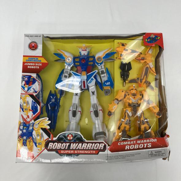 Combat Warrior Robots