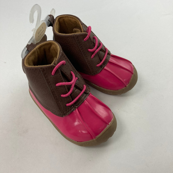 Duck Boots 6-9 mth