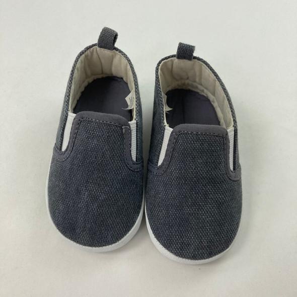 Hi Bye Canvas Shoes 9-12 mth