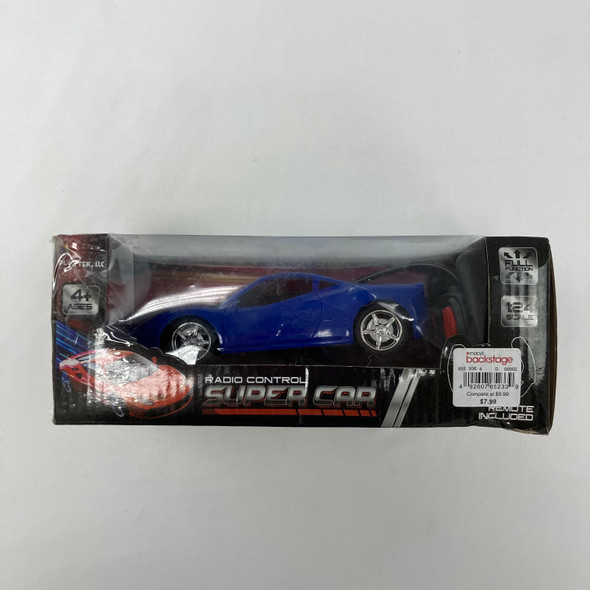 Radio Control Super Car