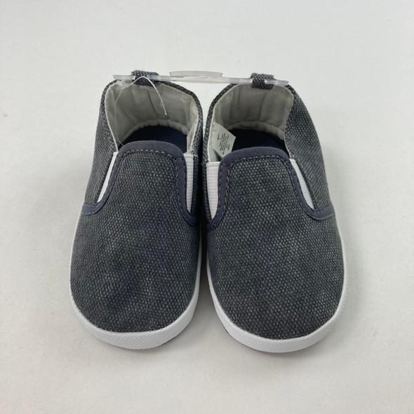 Hi Bye Canvas Shoe 9-12 mth
