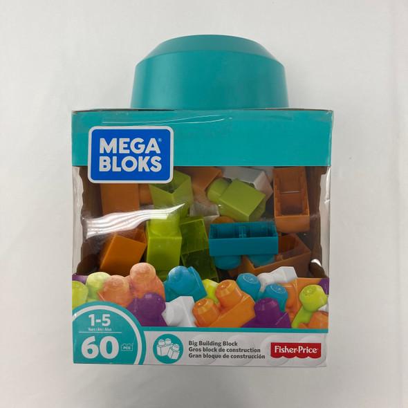 Mega Bloks 60pcs