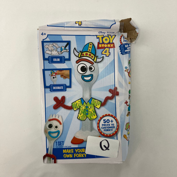 Make Your Own Forky Q