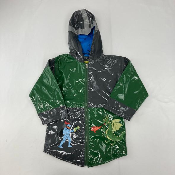 Dragon Rain Coat 4T