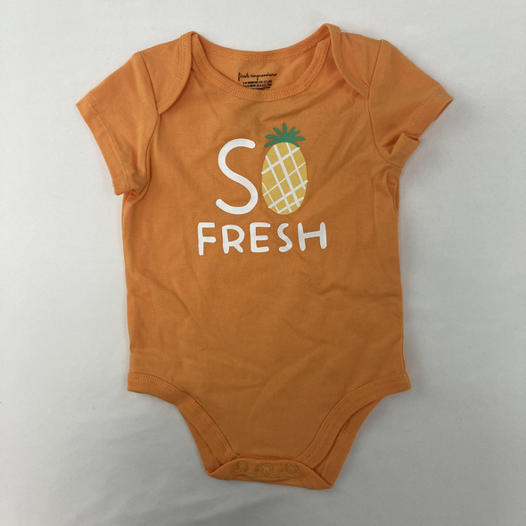 So Fresh Bodysuit 3-6 mth