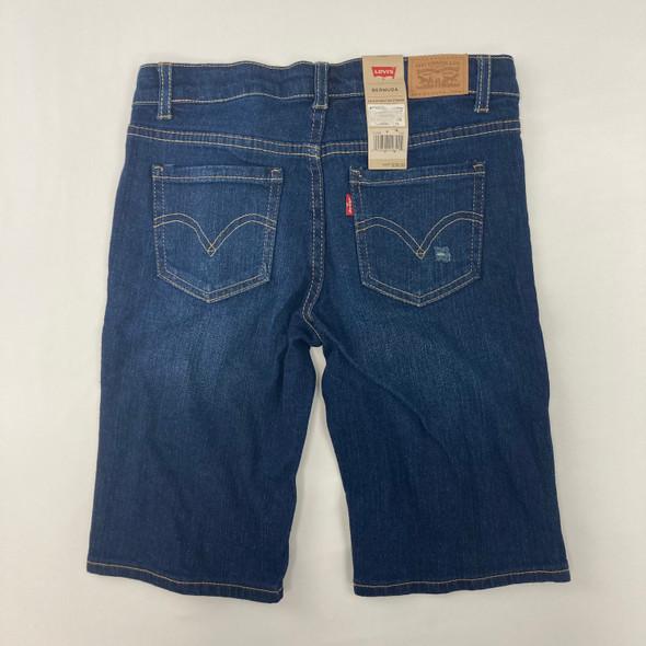 Dark Bermuda Shorts 12 Reg