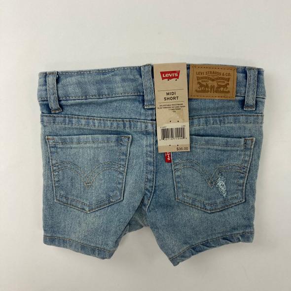 Midi Shorts 2T