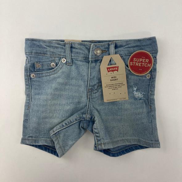 Midi Shorts 6X Reg