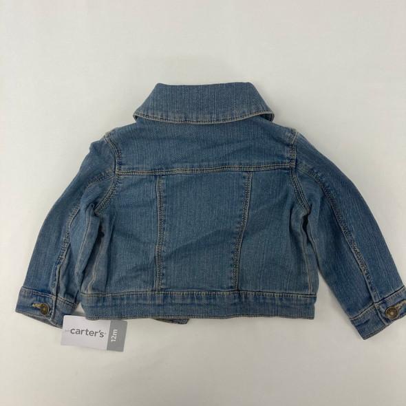 Classic Denim Jacket 12 mth