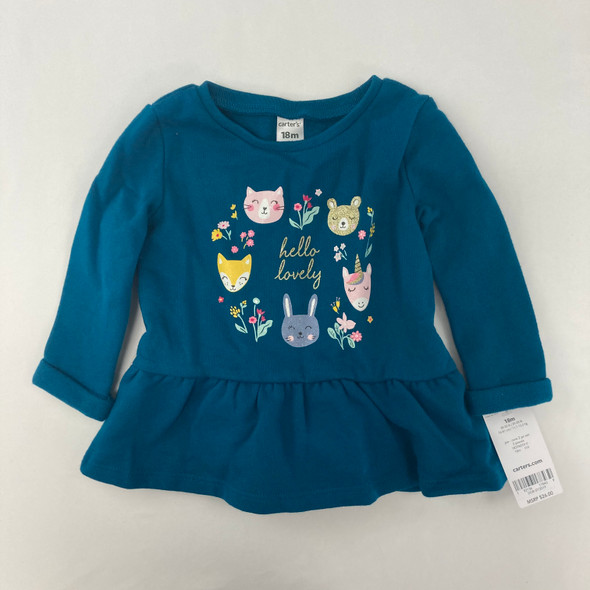 Lovely Spring Top 18 mth