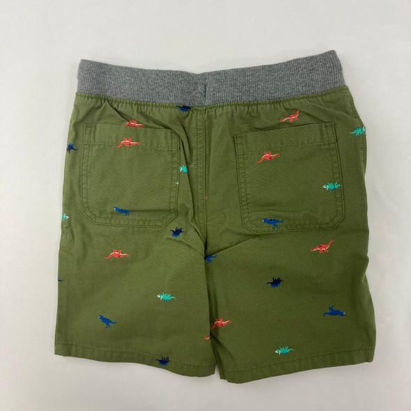 Dino Shorts 4-5 yr