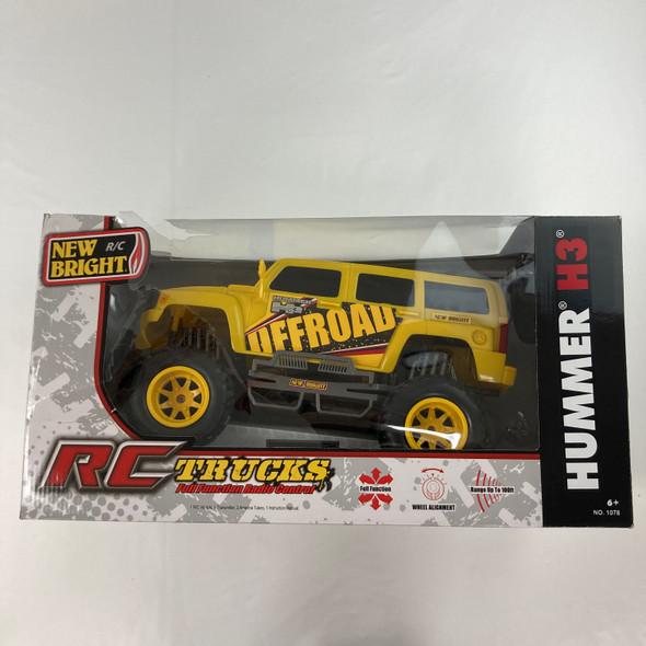 Hummer H3 Remote Truck