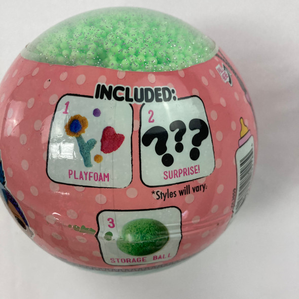 Green Play Foam Surprise Ball