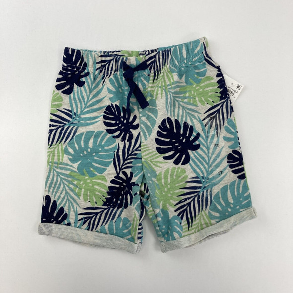 Tropical Shorts 4T
