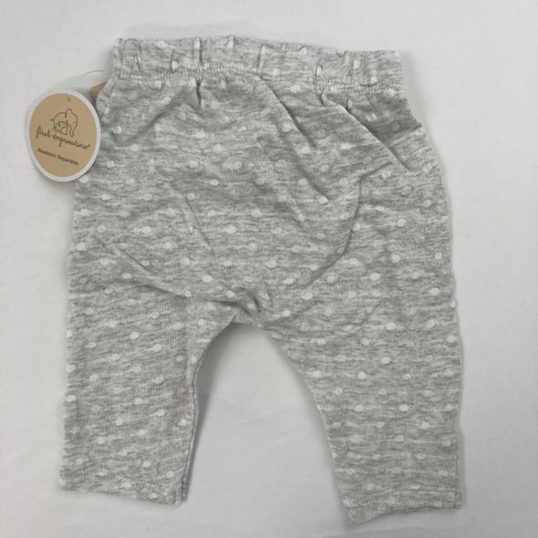 Polka Dot Pants 0-3 mth
