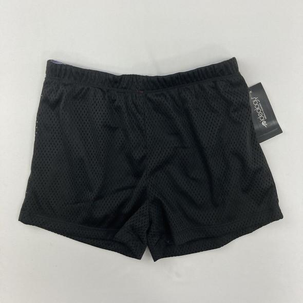 Black Mesh Shorts 14 Large