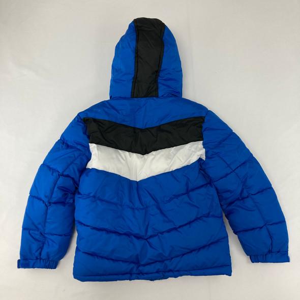 Blue Puffer Jacket 5-6 yr