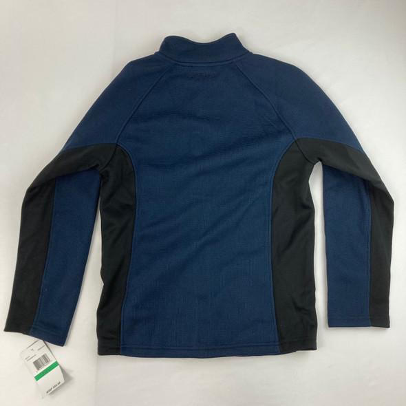 Spider Zip Sweater Large 14/16 yr