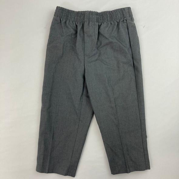 Charcoal Dress Pants 2/2T