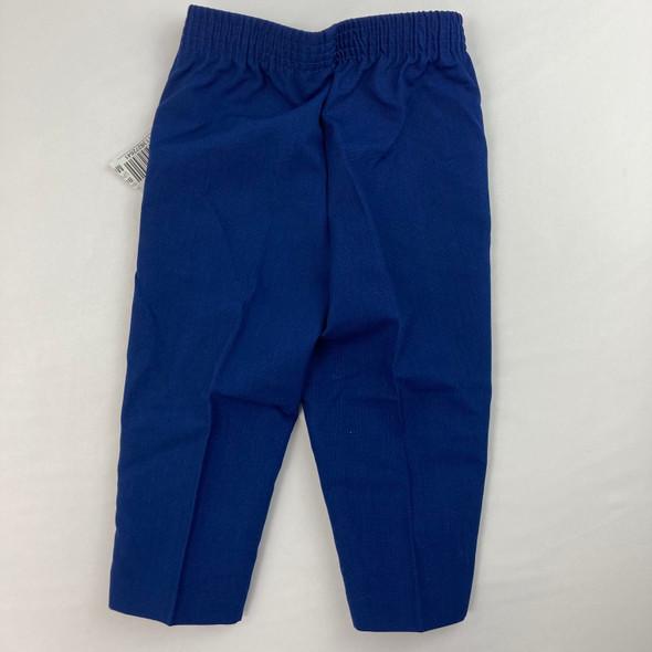 Plaid Dress Pants 18 mth