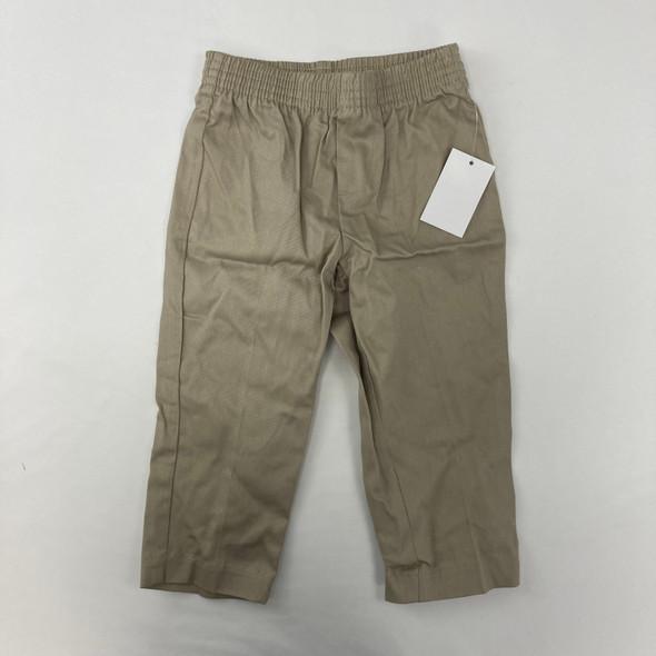 Khaki Dress Pants 2T