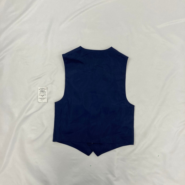 Special Occasion Navy Vest 6