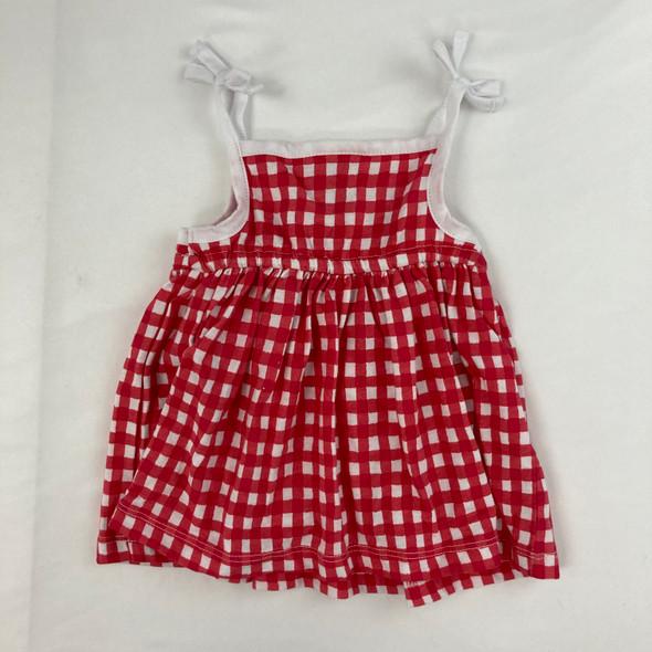 Picnic Dress 0-3 mth