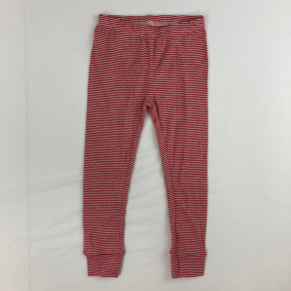 Candy Cane Leggings 3T