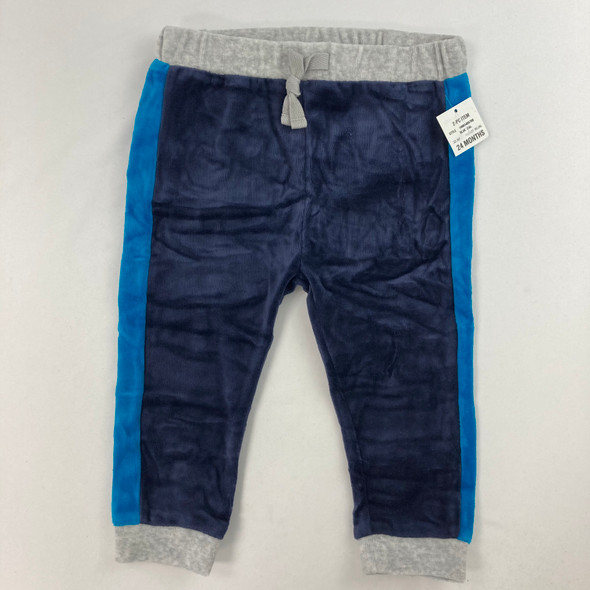 Color Blocked Joggers 24 mth