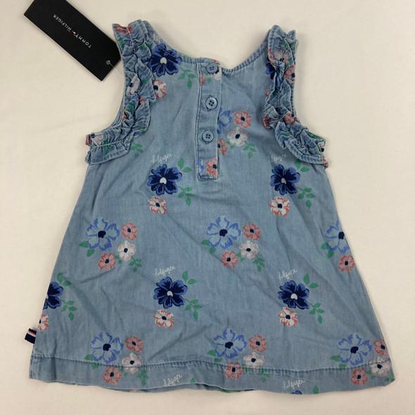 Floral-Print Dress 6-9 mth