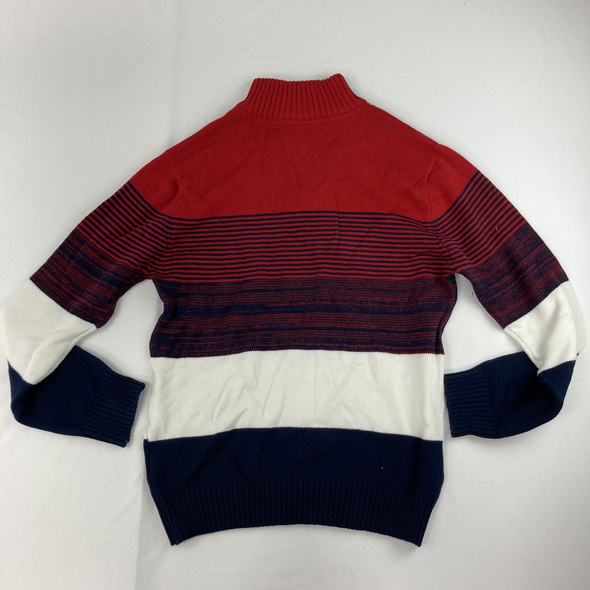 Ryan Color Blocked Sweater XL 20 yr